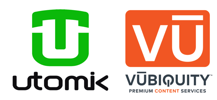 Utomik and VUBIQUITY
