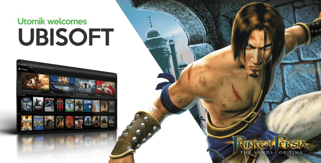 Ubisoft and Prince of Persia