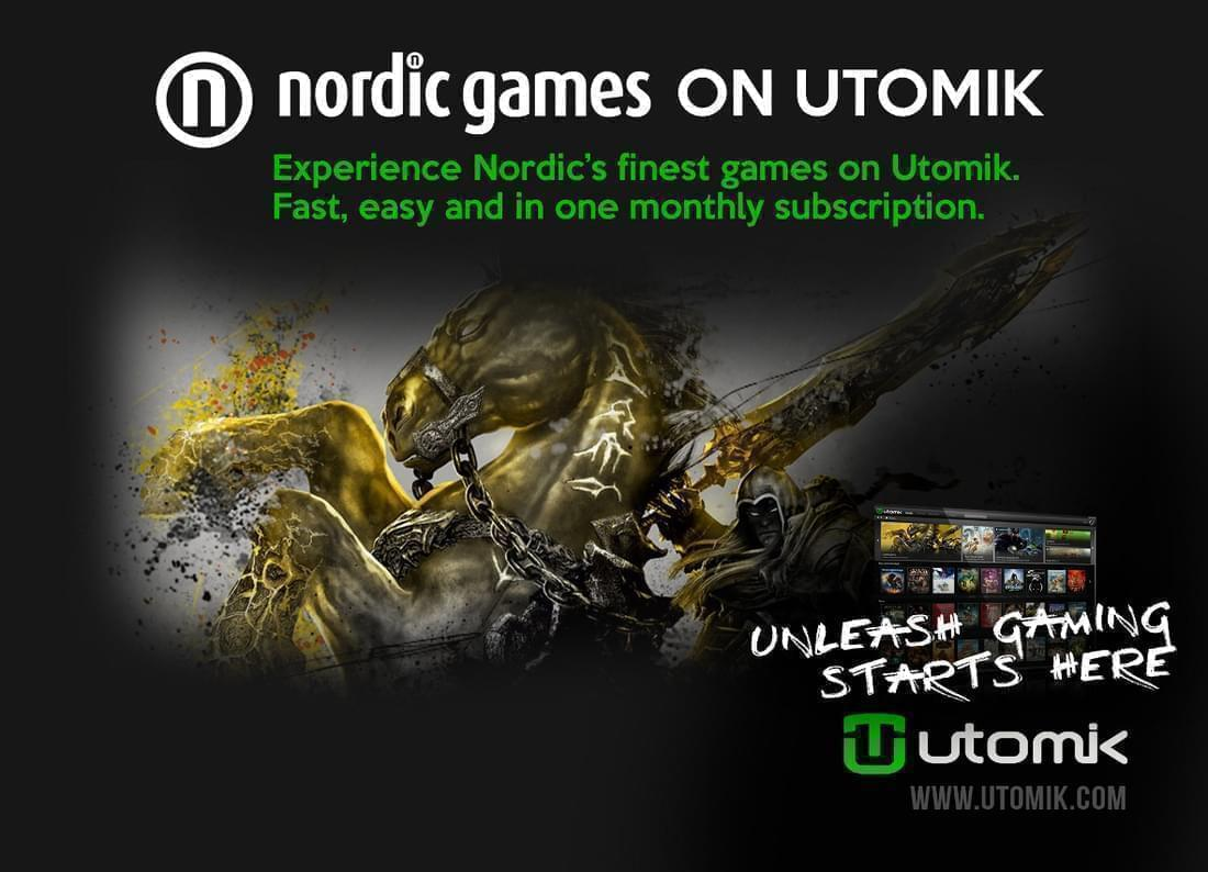 Experience Nordic's finest games on Utomik